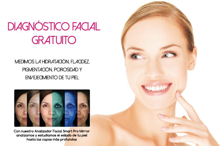 Diagnóstico Facial Gratuito