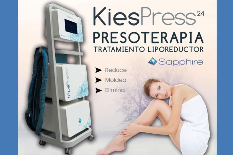 Tratamiento Corporal Presoterapia