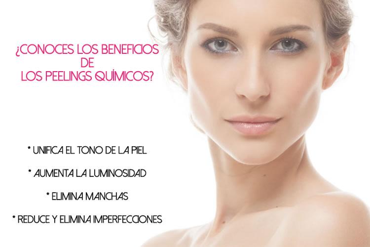 Tratamiento Facial Peeling Químico
